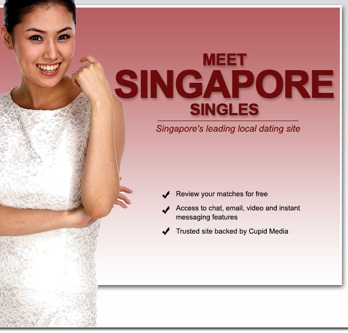 Singaporean dating, personals and singles
